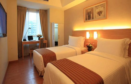 Camera doppia (Standard) One Pacific Place Serviced Residences
