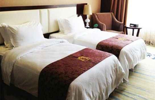 Double room (standard) The Peony Hotel