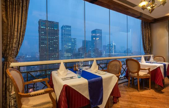 Restaurante Crowne Plaza Chengdu City Center