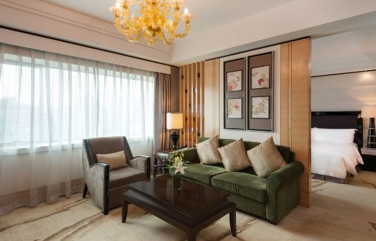 Habitación estándar Crowne Plaza Chengdu City Center