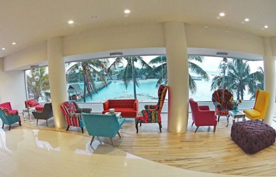 Hotelhalle Mia Reef Isla Mujeres - All Inclusive