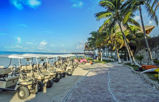 Golfplatz Mia Reef Isla Mujeres - All Inclusive