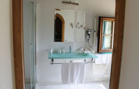 Badezimmer Jaddhu Country Resort