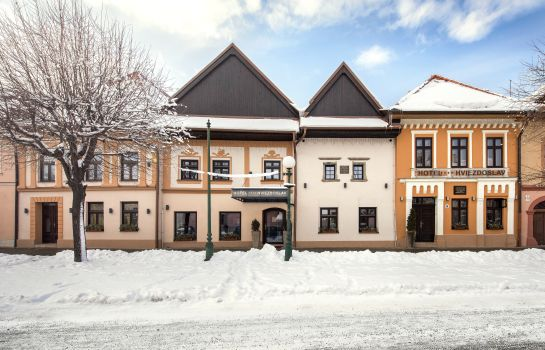 Photo Hviezdoslav boutique hotel