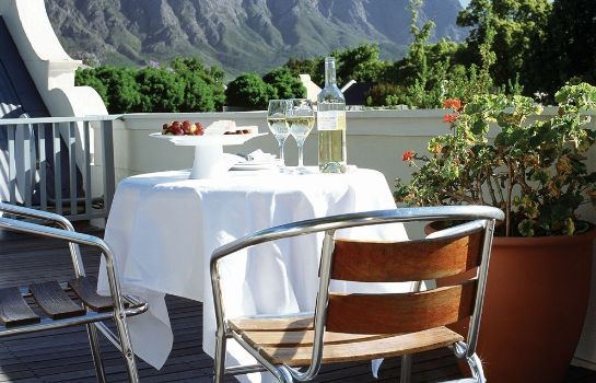 Außenansicht The Last Word Franschhoek The Last Word Franschhoek