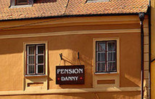 Vista exterior Pension Danny