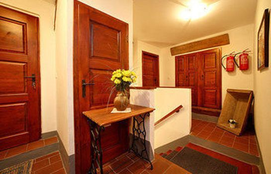 Vista interior Pension Danny