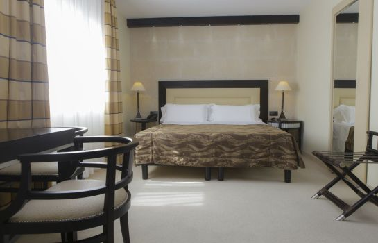 Chambre double (standard) Hotel San Miguel