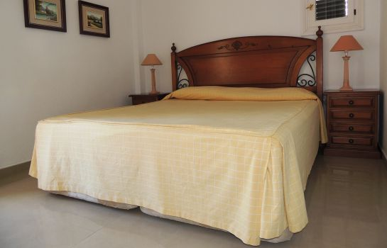 Single room (standard) Jardines las Golondrinas
