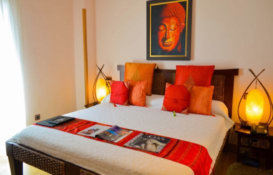 Chambre double (standard) The Marbella Heights Boutique Hotel