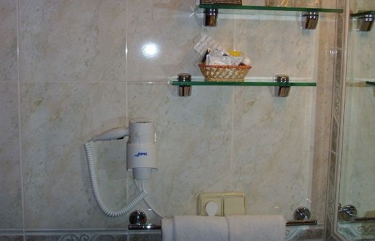 Bathroom Hostal Residencia Fornos