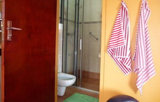 Bagno in camera Kekemba Resort Paramaribo