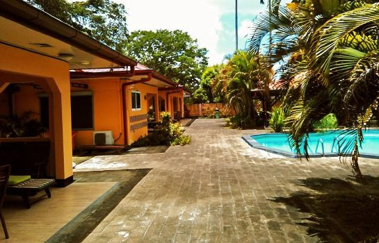 Entorno Kekemba Resort Apartments Paramaribo