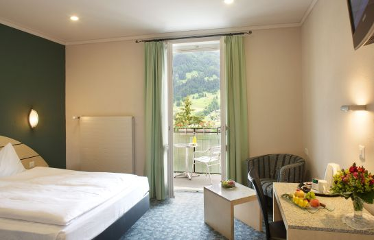Single room (standard) Belvedere Swiss Quality Hotel