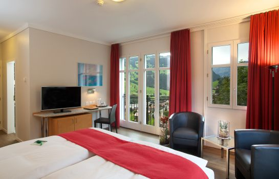 Single room (superior) Belvedere Swiss Quality Hotel