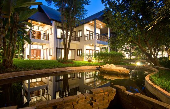 Vista esterna The Legend Chiang Rai Boutique River Resort and Spa