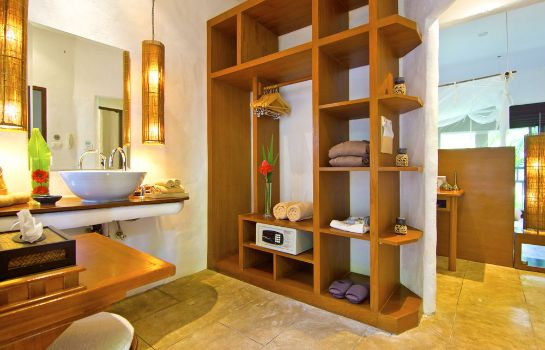 Bagno in camera The Legend Chiang Rai Boutique River Resort and Spa