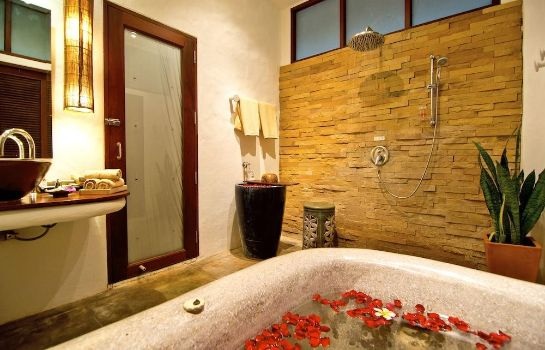 Badezimmer The Legend Chiang Rai Boutique River Resort and Spa