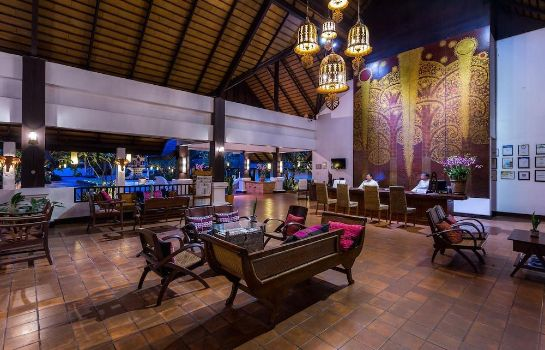 Innenansicht The Legend Chiang Rai Boutique River Resort and Spa