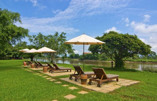 Environnement The Legend Chiang Rai Boutique River Resort and Spa