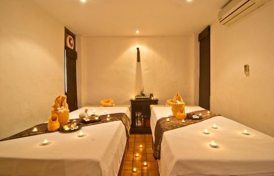 Massageraum The Legend Chiang Rai Boutique River Resort and Spa