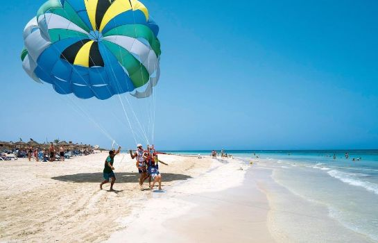 Plaża Calimera Yati Beach All Inclusive