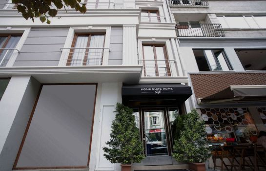 Exterior view Home Stay Home Sisli