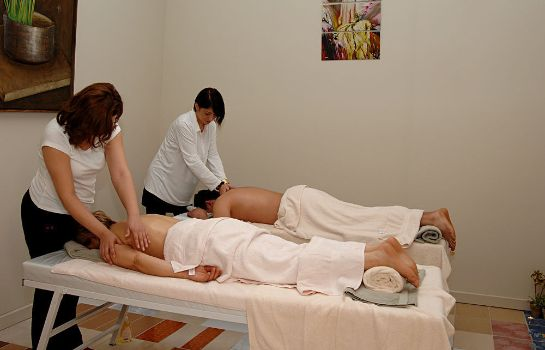 Massage room Istcity Hotel