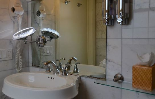 Bagno in camera Hotel 1110 - Adults Only