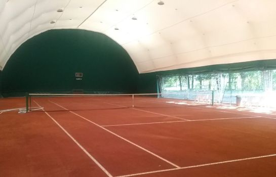 Court de tennis Hotel Confine