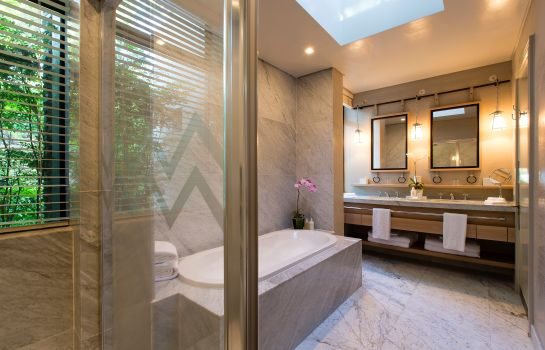 Bathroom Delaire Graff Lodges & Spa