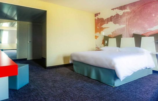 Kamers ibis Styles Poitiers Centre