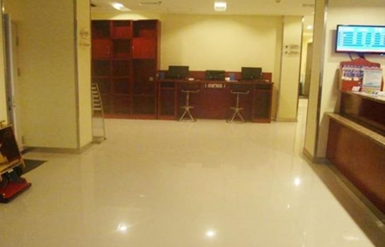 Hall Hanting Hotel Beima Road Wanda(Domestic Only)