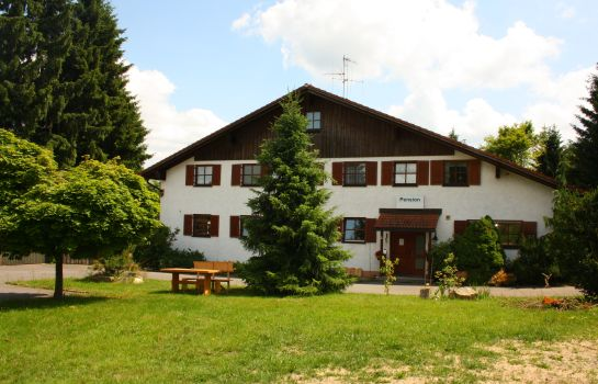 Exterior view Pension Grünhaid