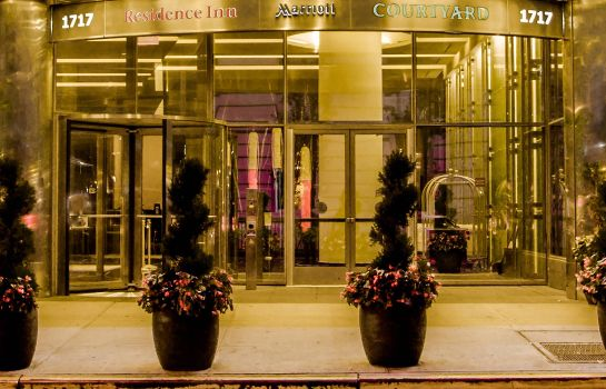 Buitenaanzicht Residence Inn New York Manhattan/Central Park