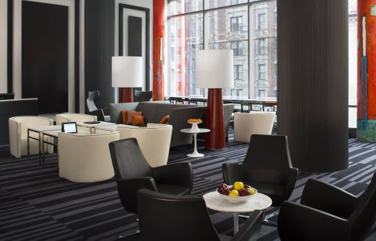 Restaurante Residence Inn New York Manhattan/Central Park