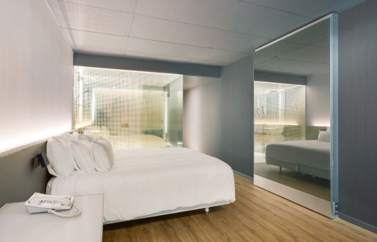 Chambre double (standard) nhow Rotterdam