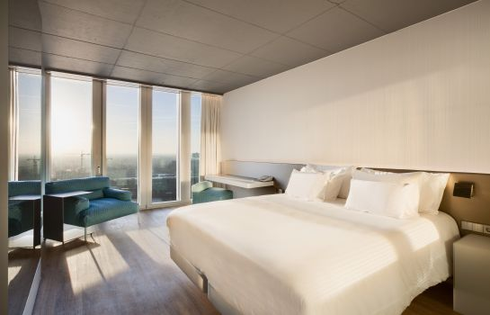Chambre double (confort) nhow Rotterdam