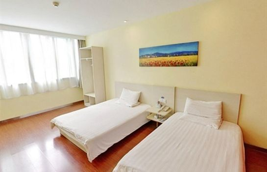 Doppelzimmer Standard Hanting Hotel East Huanghe Road(Domestic Only)