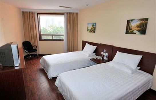 Double room (standard) Hanting Hotel Taidong Wanda(Domestic Only)