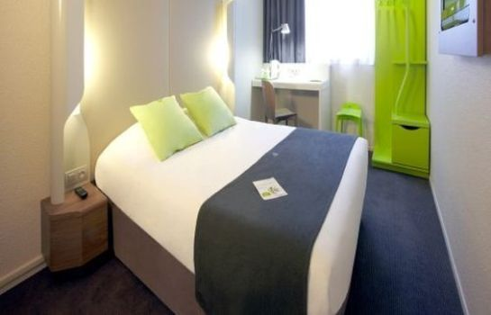 Zimmer Campanile Hotel Lille Euralille