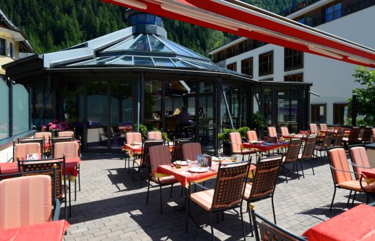 Terrasse Hotel Alte Post Wellness & Beauty