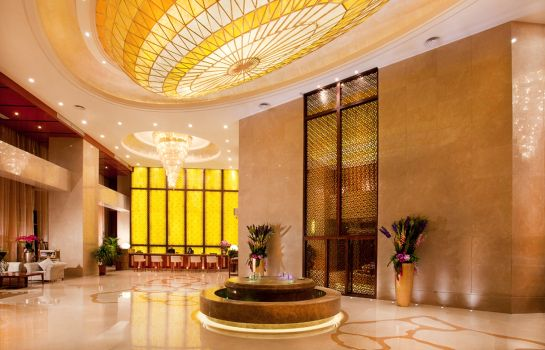 Lobby Yin Zuo Business Hotel