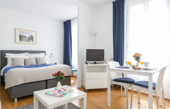 Four-bed room Residence Paris Asnieres