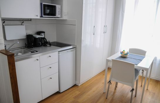 Single room (standard) Residence Paris Asnieres