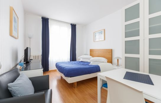 Double room (superior) Residence Paris Asnieres