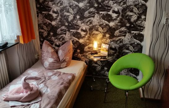 Chambre individuelle (standard) Hotel-Pension Dressel