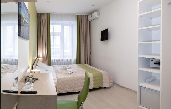 Double room (superior) Key Element Hotel