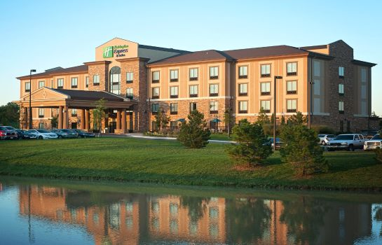 Außenansicht Holiday Inn Express & Suites WICHITA NORTHEAST