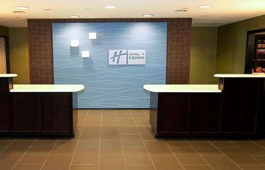 Hotelhalle Holiday Inn Express & Suites WICHITA NORTHEAST